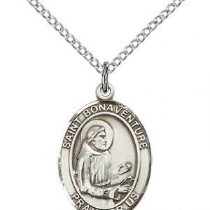 St. Bonaventure Medal - 83519 Saint Medal