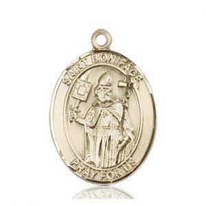 St. Boniface Medal - 81922 Saint Medal