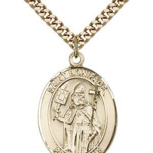 St. Boniface Medal - 81921 Saint Medal