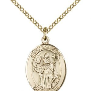 St. Boniface Medal - 83290 Saint Medal