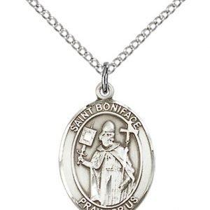 St. Boniface Medal - 83292 Saint Medal
