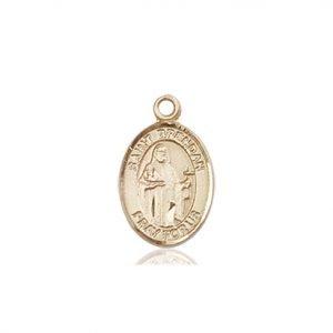 St. Brendan the Navigator Charm - 84506 Saint Medal