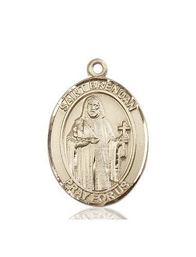 St. Brendan the Navigator Medal - 81949 Saint Medal