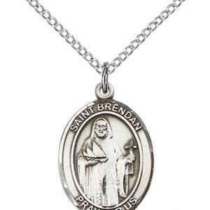St. Brendan the Navigator Medal - 83319 Saint Medal