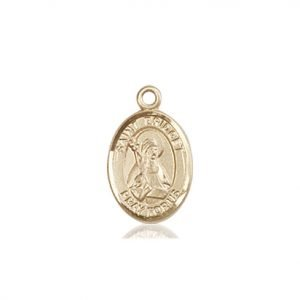 St. Bridget of Sweden Charm - 84803 Saint Medal