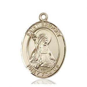 St. Bridget of Sweden Medal - 82245 Saint Medal