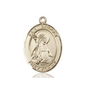 St. Bridget of Sweden Medal - 83611 Saint Medal