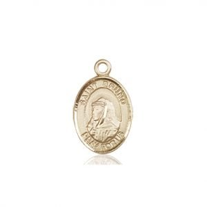 St. Bruno Charm - 85162 Saint Medal