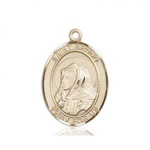 St. Bruno Medal - 83974 Saint Medal