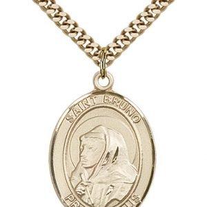 St. Bruno Medal - 82601 Saint Medal