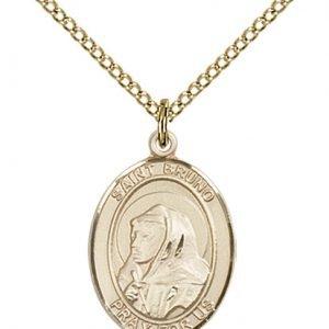 St. Bruno Medal - 83973 Saint Medal