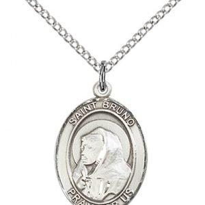 St. Bruno Medal - 83975 Saint Medal