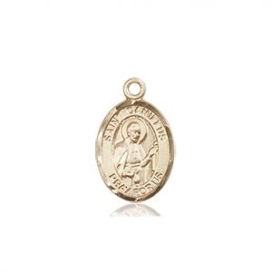 St. Camillus of Lellis Charm - 84509 Saint Medal