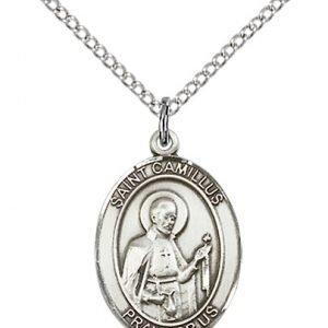 St. Camillus of Lellis Medal - 83322 Saint Medal