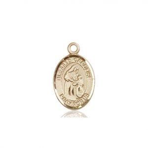 Blessed Caroline Gerhardinger Charm - 85195 Saint Medal