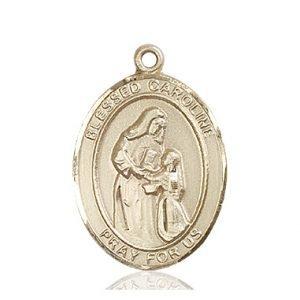 Blessed Caroline Gerhardinger Medal - 82635 Saint Medal