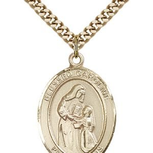 Blessed Caroline Gerhardinger Medal - 82634 Saint Medal