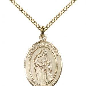 Blessed Caroline Gerhardinger Medal - 84006 Saint Medal