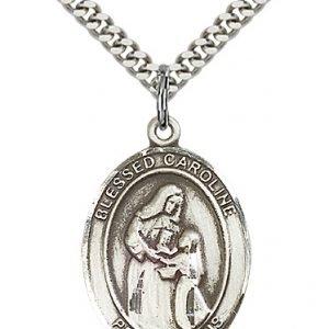 Blessed Caroline Gerhardinger Medal - 82636 Saint Medal