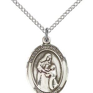 Blessed Caroline Gerhardinger Medal - 84008 Saint Medal