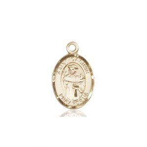 St. Casimir of Poland Charm - 84785 Saint Medal
