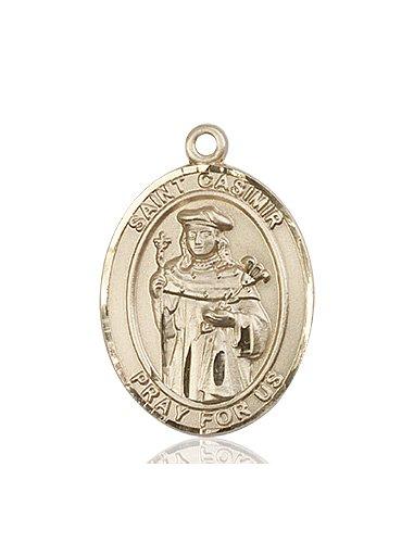St. Casimir of Poland Medal - 82227 Saint Medal