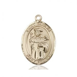 St. Casimir of Poland Medal - 83593 Saint Medal
