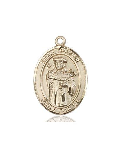 St. Casimir of Poland Medal - 83593 Saint Medal