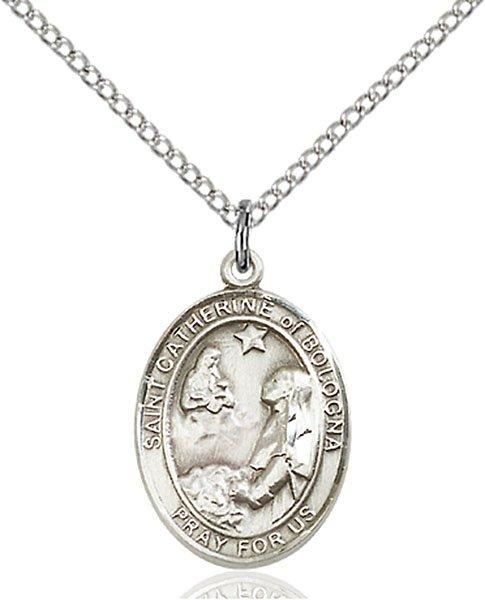 St Catherine Of Bologna Medal