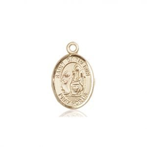 St. Catherine of Siena Charm - 84494 Saint Medal