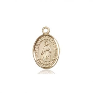 St. Catherine of Alexandria Charm - 85356 Saint Medal