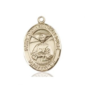 St. Catherine Laboure Medal - 83327 Saint Medal