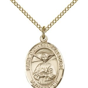 St. Catherine Laboure Medal - 83326 Saint Medal