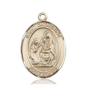 St. Catherine of Siena Medal - 81937 Saint Medal