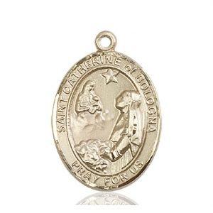 St. Catherine of Bologna Medal - 82818 Saint Medal