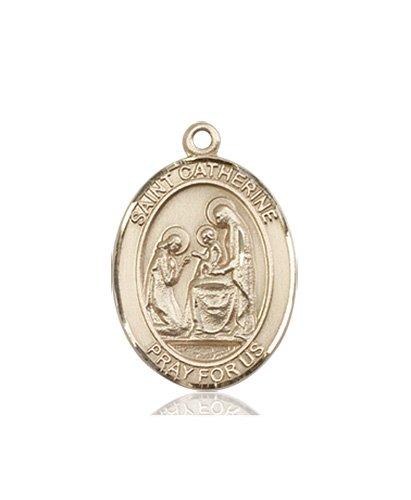 St. Catherine of Siena Medal - 83306 Saint Medal
