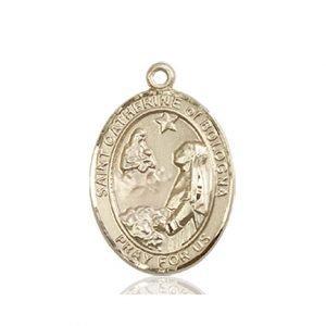 St. Catherine of Bologna Medal - 84190 Saint Medal