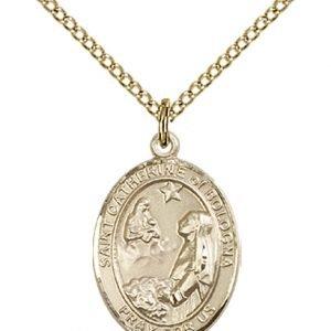 St. Catherine of Bologna Medal - 84189 Saint Medal