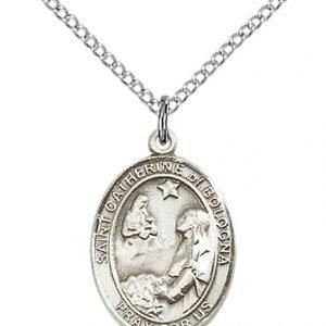 St. Catherine of Bologna Medal - 85602Saint Medal