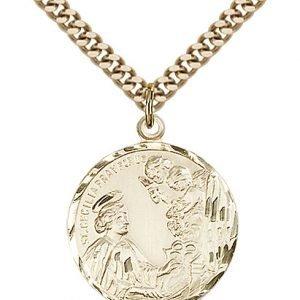St. Cecilia Medal - 81575 Saint Medal