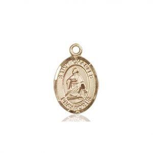St. Charles Borromeo Charm - 84512 Saint Medal