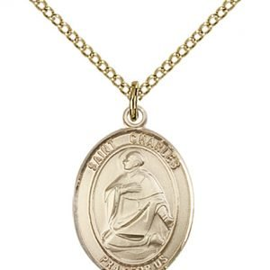 St. Charles Borromeo Medal - 83323 Saint Medal