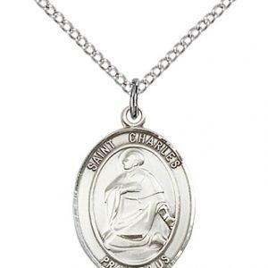 St. Charles Borromeo Medal - 83325 Saint Medal