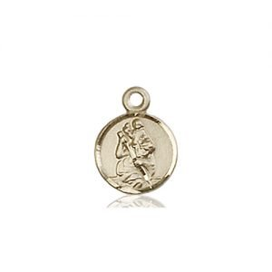St. Christopher Charm - 85495 Saint Medal
