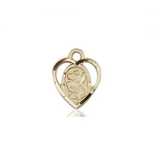 St. Christopher Charm - 85509 Saint Medal