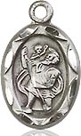 St. Christopher Patron Saint of Travelers Charm