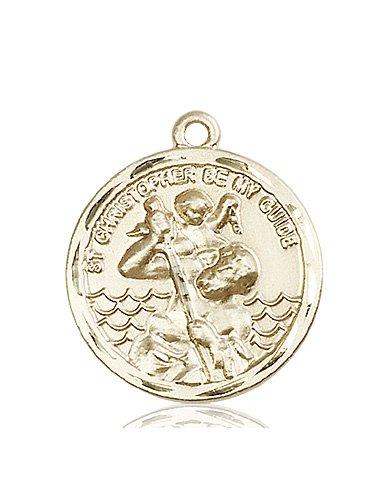 St. Christopher Medal - 81570 Saint Medal