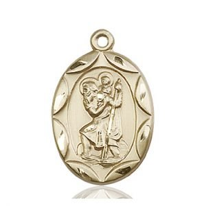 St. Christopher Medal - 83061 Saint Medal