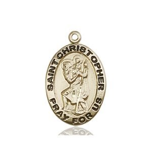 St. Christopher Medal - 83110 Saint Medal