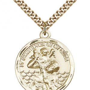 St. Christopher Medal - 81569 Saint Medal